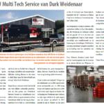 D.W. Multi Tech Service B.V. 25 jaar!!