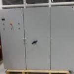 Besturingskast voor de elektrische Morbark 3000X shredder